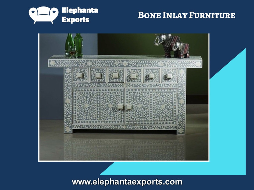 How Bone Inlay Dresser and Other Inlay Furniture Can Make Decorating your Home Easy?
