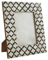 Marrakech Bone Inlay Photo Frame