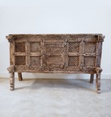 Old Indian Damchiya Hope Chest