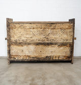 Old Indian Trunk / Chest / Storage Box