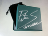 hand signed gift box with each purchase
