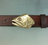 the Rainbow Trout buckle for 1.5 inch belts