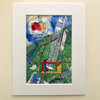 McIntyre Quadrangle #1 - Matted Original Map Art