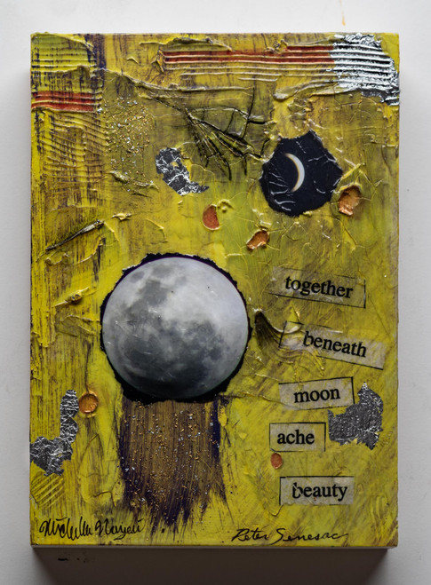 SOLD - Together Beneath Moon Ache Beauty