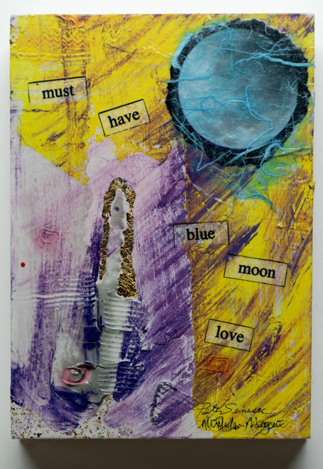 Must Have Blue Moon Love