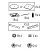 Materials for attachment