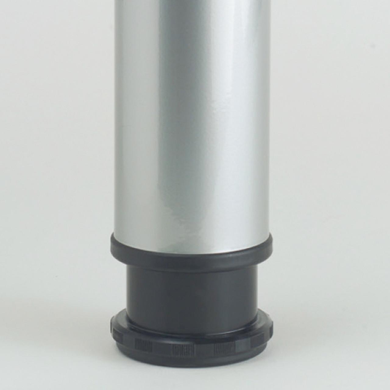 1-1/8'' adjustable foot - replacementtablelegs.com