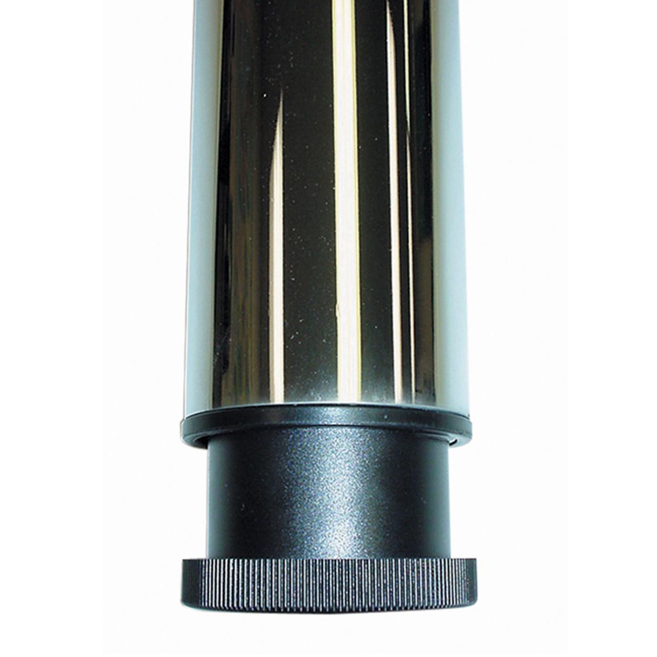Prisma Metal Table Leg, 1-1/8'' adjustable foot - replacementtablelegs.com