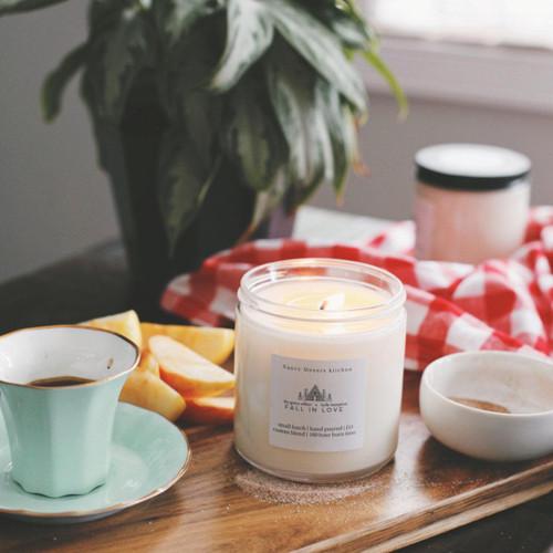 Nancy Meyers Kitchen - Kelle Hampton - Enjoying the Small Things