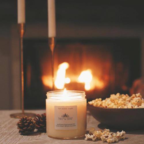 Fall Movie Night - Kelle Hampton - Enjoying the Small Things