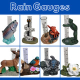 Crabby & Music - The Crabby Nook Garden Collection Rain Gauges - New Rain Gauges have Arrived!
