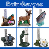 The Crabby Nook Garden Collection - New Rain Gauges have arrived!