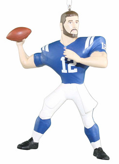 colts luck ornament