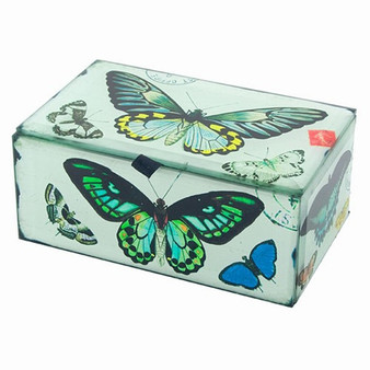 butterfly mirror box