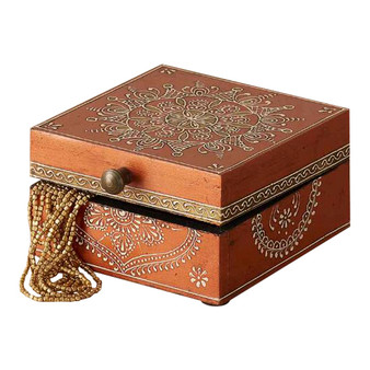 wood trinket box