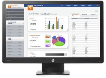 HP ProDisplay P223a 21.5-inch Monitor