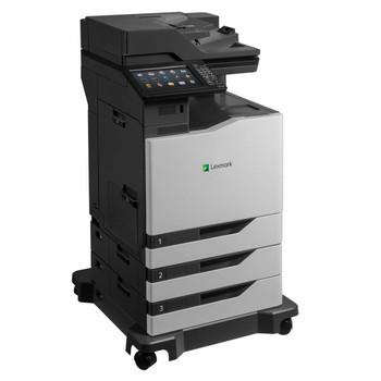 Lexmark CX825dte MFP Colour Laser Printer Network Printer