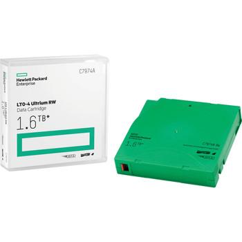 HPE Lto4 Ultrium 1.6tb Data Tape