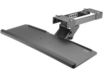 Startech Under Desk Keyboard Tray - Adjustable