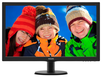 """Philips 27"""" LCD Monitor with SmartControl Lite"""