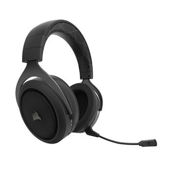 Corsair HS70 Wireless Gaming Headset - Black