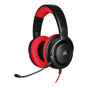CORSAIR HS35 STEREO GAMING HEADSET - RED