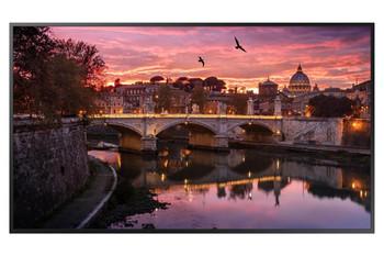 """Samsung 55"""" QB55R QB Series UHD Commercial Display 3840x2160 16/7"""