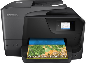 HP OfficeJet Pro 8710 E-all-in-one Printer