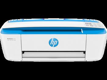 HP DeskJet 3720 All-in-one Electric Blue Printer