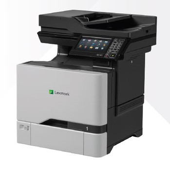 Lexmark CX725dhe MFP Colour Laser Printer Network Printer