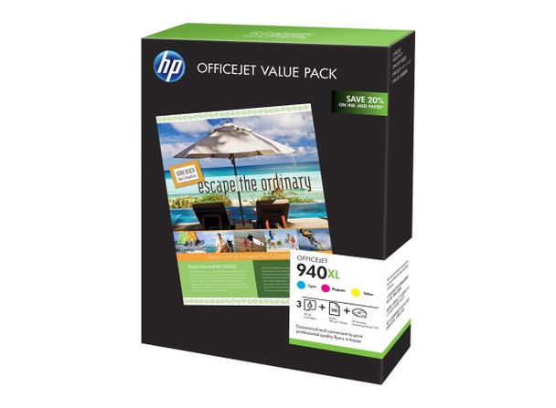 HP 940XL Officejet Value Pack
