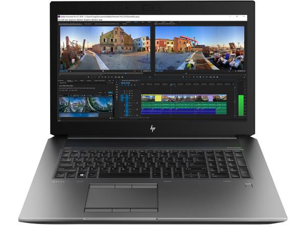 HP ZBook 17 G5 E-2186m 32gb 1tb+1tb W10 P4200