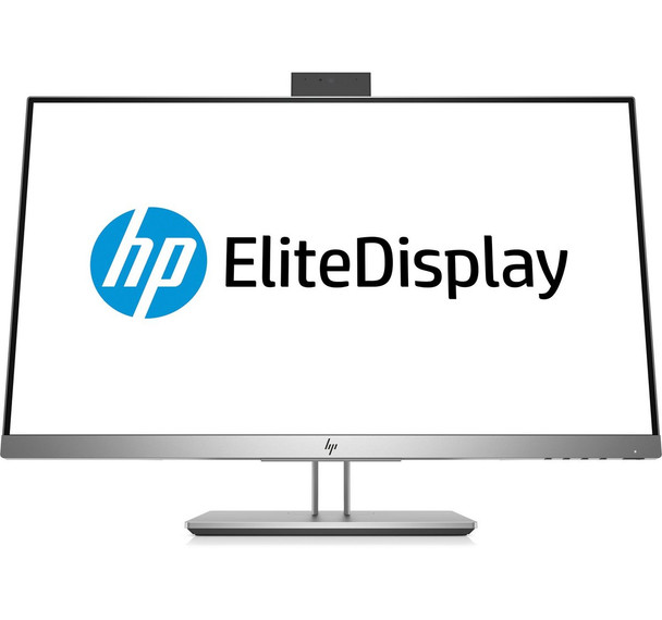 "HP EliteDisplay 23.8"" E243D Full HD LED-LCD Docking Monitor with Webcam"