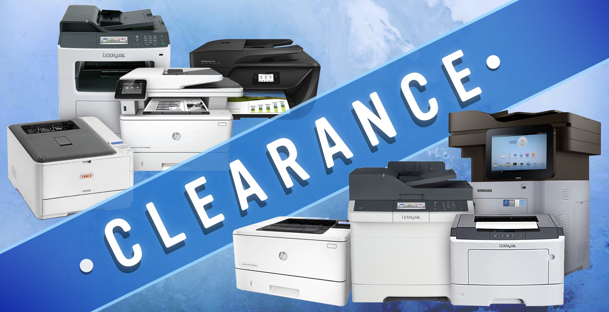 Clearance Printers