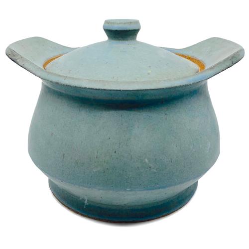 Verdigris Jar