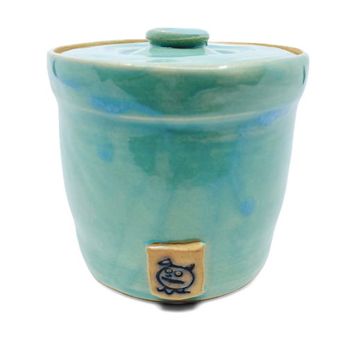 Beastware Treat Canister / Turquoise