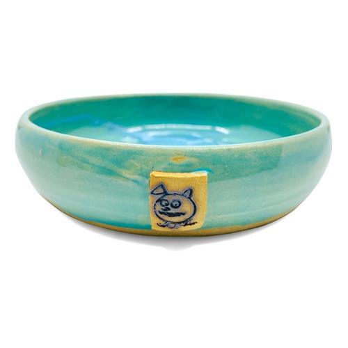 Beastware Low Pet Bowl / Turquoise