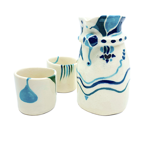 Sake Set / Bettina Milliken