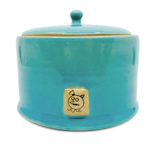 Beastware Treat Canisters / Turquoise