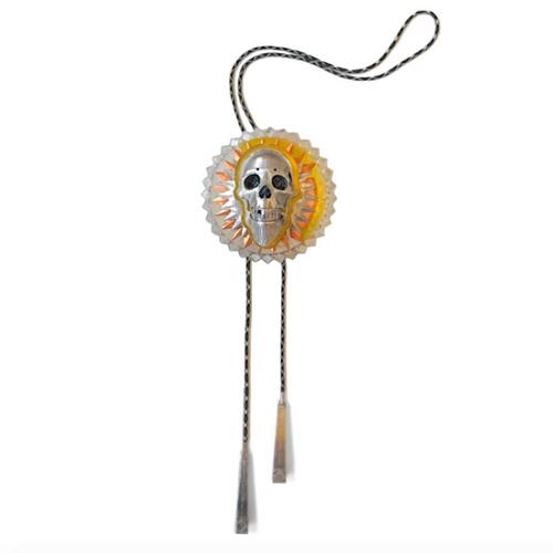 Bolo With Skull / J Pearson