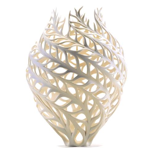 Coral Vessel / Jennifer McCurdy