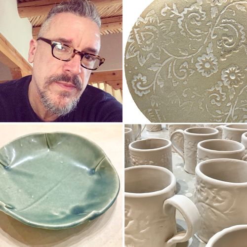Intro to Hand Built Tableware / March