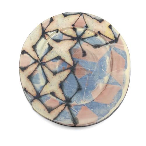 Blushing Star Plate / Martina Lantin