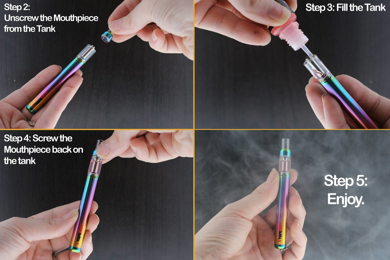 VapeBrat Create Your Own Disposable Vape Pen