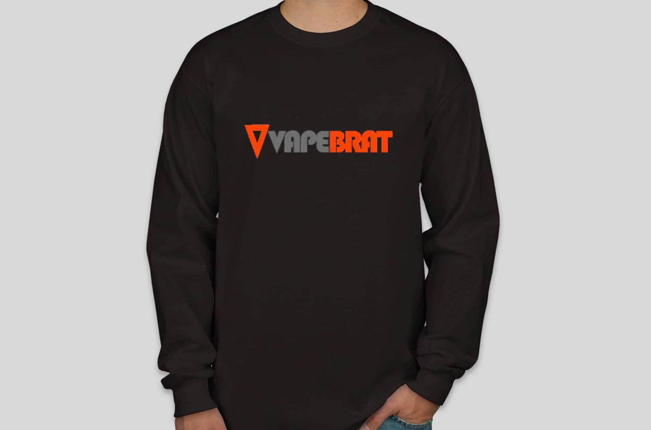 VapeBrat Relegated Renegades Premium Long Sleeve T-Shirt - Large