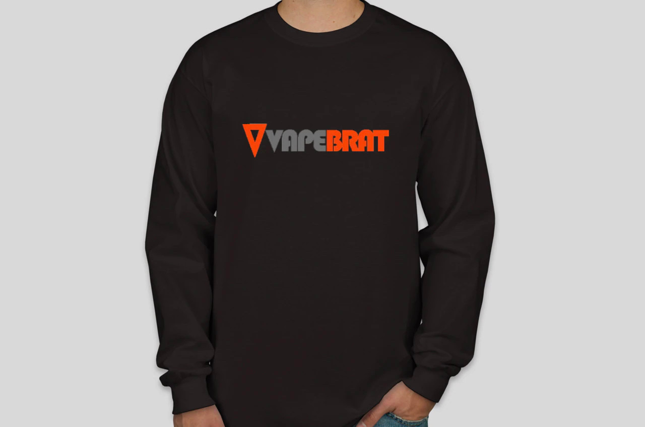VapeBrat Relegated Renegades Premium Long Sleeve T-Shirt - Medium