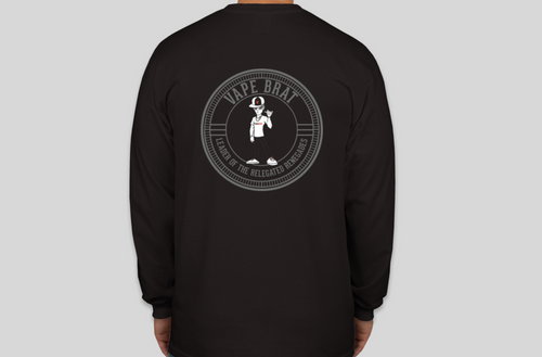 VapeBrat Premium Long Sleeve T-Shirt