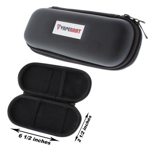 VapeBrat Protective Travel Leather Zipper Case (4 Sizes Available)