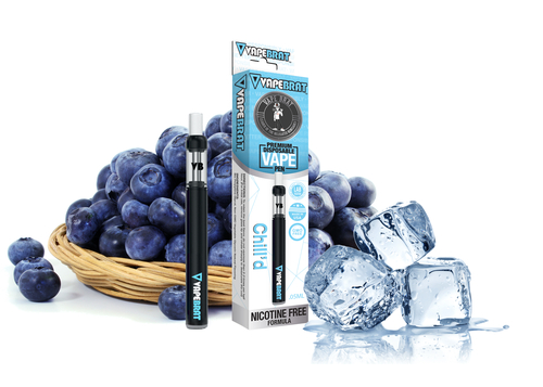 VapeBrat Disposable Nicotine Free Pen: Chill'd