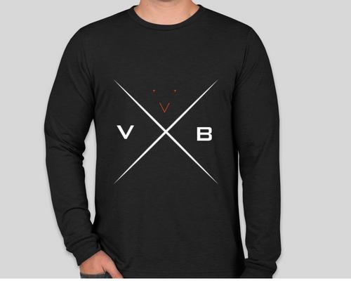 VapeBrat X Design Long Sleeve T-Shirt - Medium